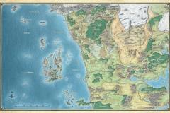 D&D World Map