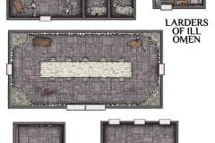 Larders of Ill Omen 2